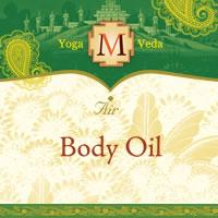 body oils category