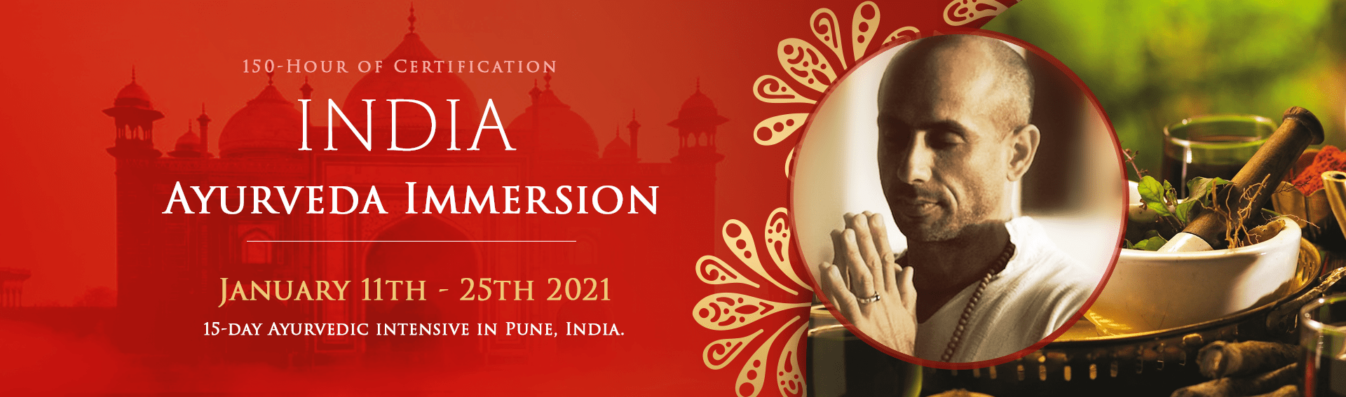 India Ayurvedic Immersion