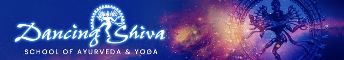 Dancing Shiva School of Ayurveda & Yoga Training Logo