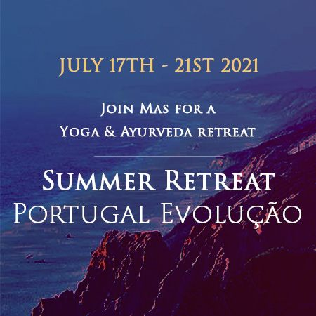 An Ayurvedic Summer Retreat in Portugal